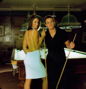 Footballers Wives Susie Amy Gary Lucy