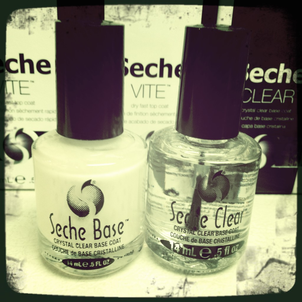Seche Vite Top Coat Base Coat