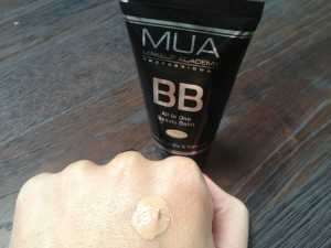 MUA BB Foundation