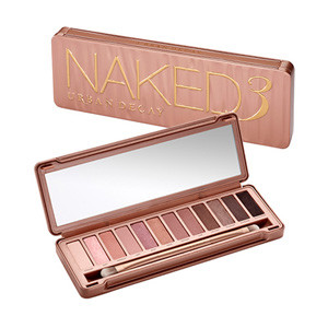 The Urban Decay Naked Palette 3