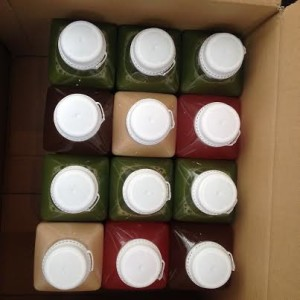 Fruveju Juice Cleanse